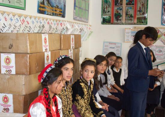 Сексуальная обычия таджикстане